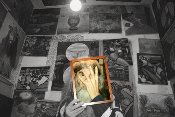 El ojo del pintor Toro Bravo