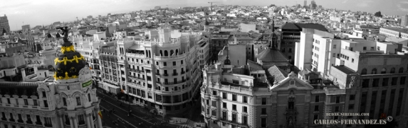 Gran Vía, Edificio Metrópolis