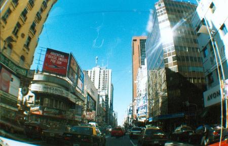 Buenos Aires en todoterreno