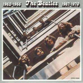 The Beatles 1967-1969