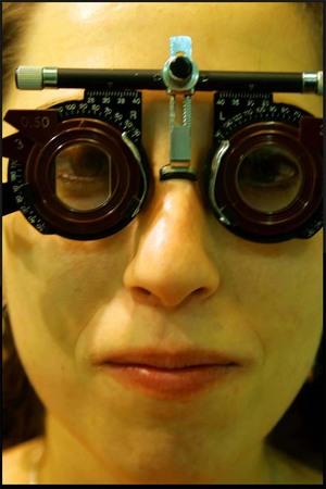 La mirada en la óptica