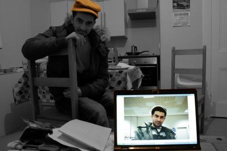 My friend iraqi Shamal