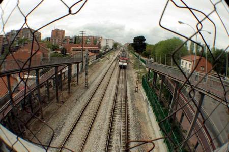 Cerca de Las Vías del Tren