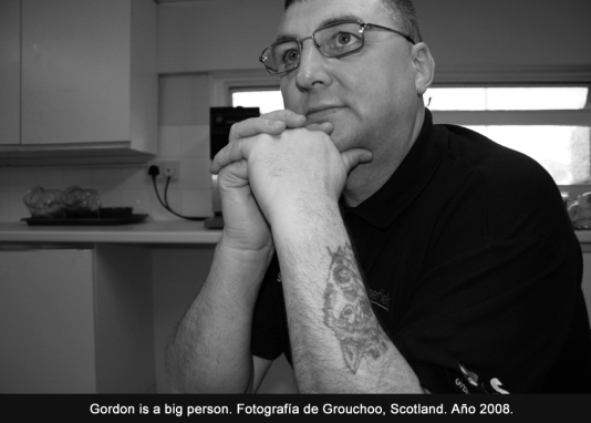 Gordon´s Portrait, Scottish.