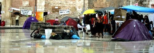Acampada Alcalá 1