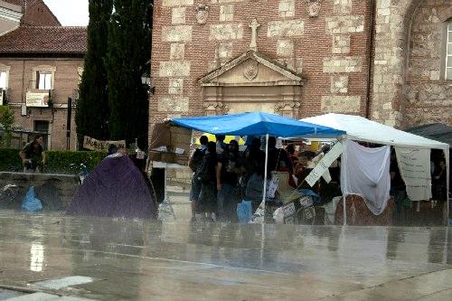 Acampada Alcalá 2