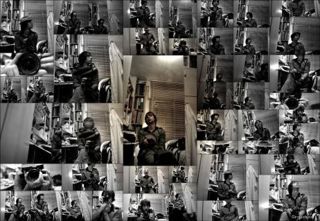 Dudas Collage Grouchoo, 2009
