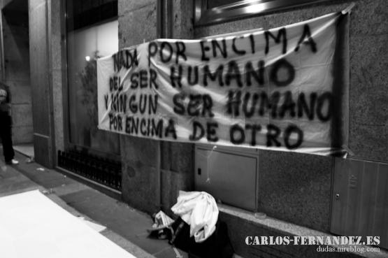 Nada por encima del ser humano y ningún ser humano por encima de otro