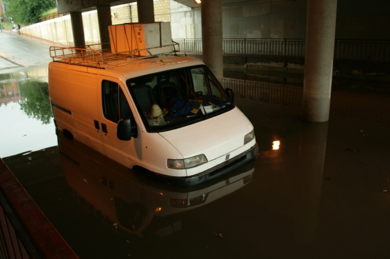 Inundaciones Alcalá de Henares