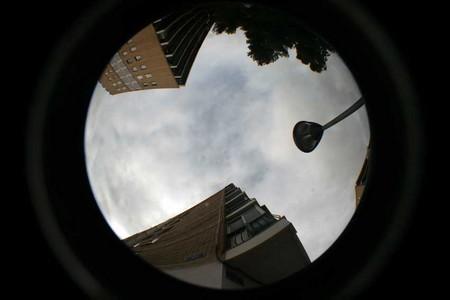 Bloques de edificios de Parque los Nogales I, Alcalá de Henares. Madrid