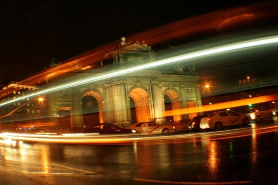 Puerta de Alcalá, Madrid