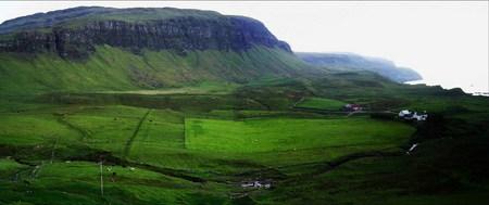 Panorámica de la Isla de Mull, Escocia