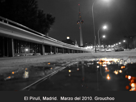 Pirulí, Madrid