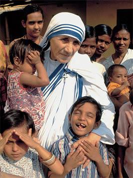 Madre Teresa del blog El Estudiante