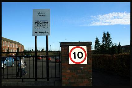 E College de Dundee, Melrose