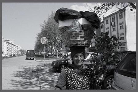 Mujer portuguesa