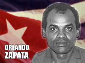 El cubano Orlando Zapata Tamayo