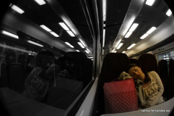 Nos vamos de Londres
