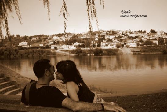 Amor sin mas. Alrededores de Tomar.Portugal.Verano 2011
