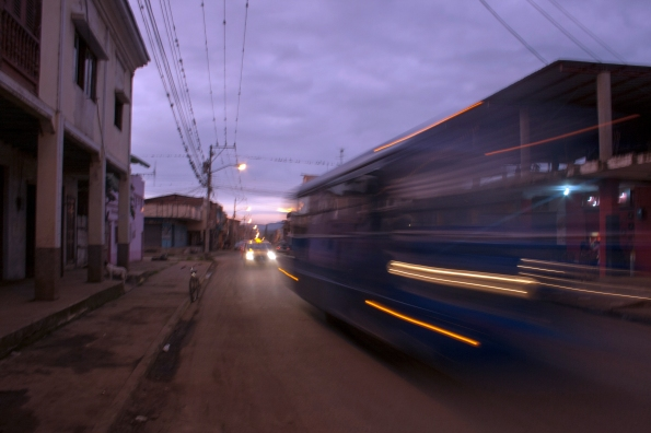 posTAL 14. Espectros. Calle Bolívar Xipixapa