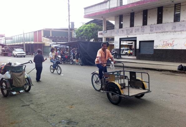 0. Descubriendo JIPIJAPA, triciCLOS I C/ Francisco Vera Robles