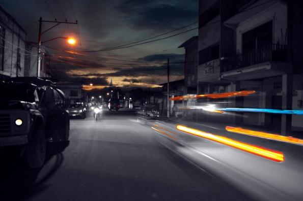 posTAL 1. Luces por las calles de Xipixapa