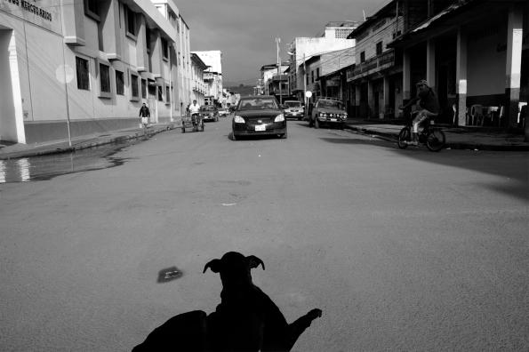 Foto trucada _MG_9888. Realizada con Photoshop el blanco y negro de la I.
