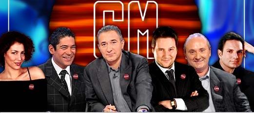 Crónicas marcianas fue un late show de televisión, producido por Gestmusic Endemol y emitido por la cadena española Telecinco entre 1997 y 2005.