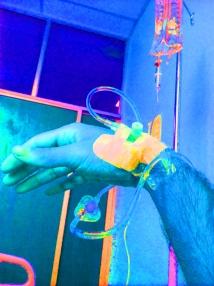 Suero, foto realizada por Grouchoo. Septiembre 2013.