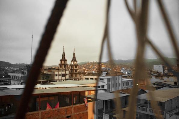 V Desde la azotea,10 de noviembre 2013