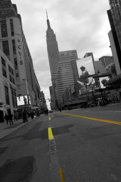 1. Calles de N.Y.