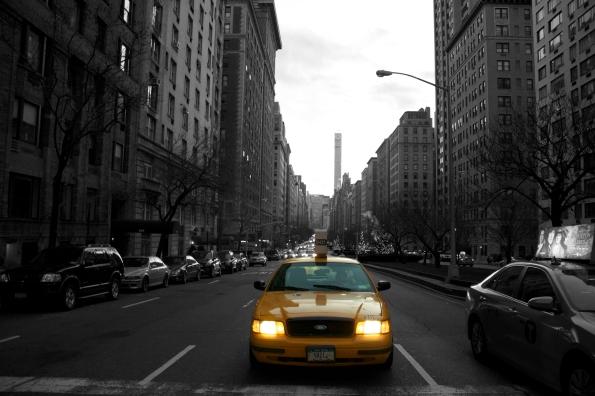 3. Taxi de N.Y.