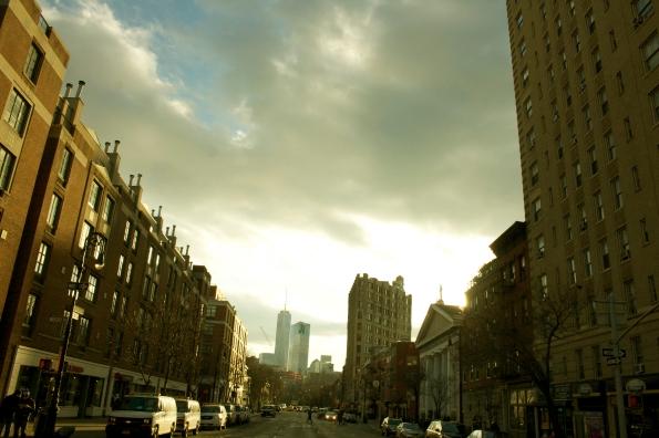 8.  Paisajes de N.Y.
