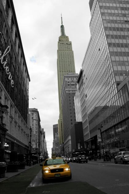 9.  Edificios de N.Y.
