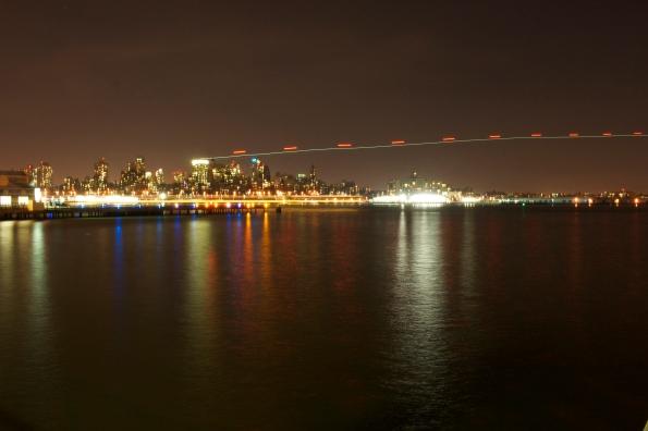 13. Rio Hudson. Manhattan, N.Y.