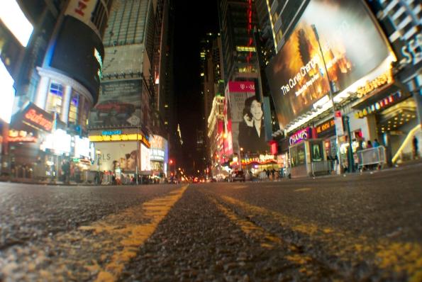 9. Asfalto y hormigón en N.Y.