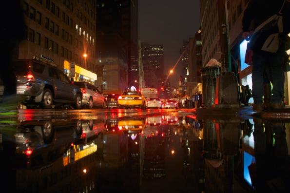 2. Calles de Nueva York.