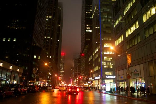 3. Calles de Nueva York
