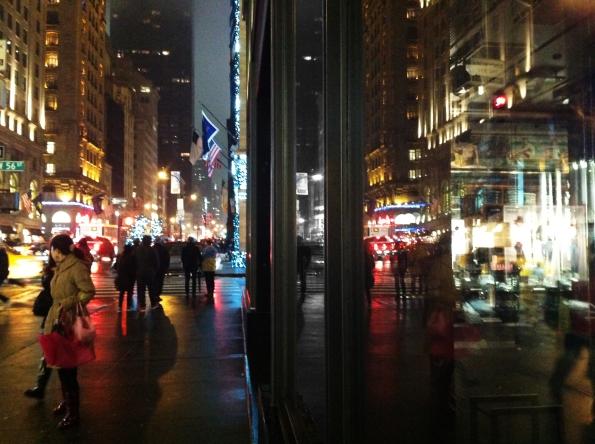 10. Espejos en Nueva York