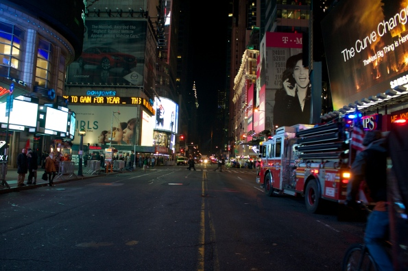 8. Time Square, Manhattan. Nueva York