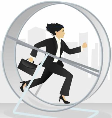 woman-on-hamster-wheel
