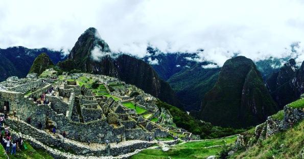 Machu Picchu, 30 diciembre del 2017